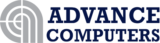 Advance Computer Logo